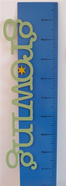 Growing Navy Growth Chart